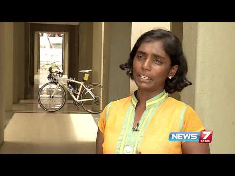 Eswari Andiappan: The First Iron Woman Of India at Phoenix Pengal 2/3 | News7 Tamil