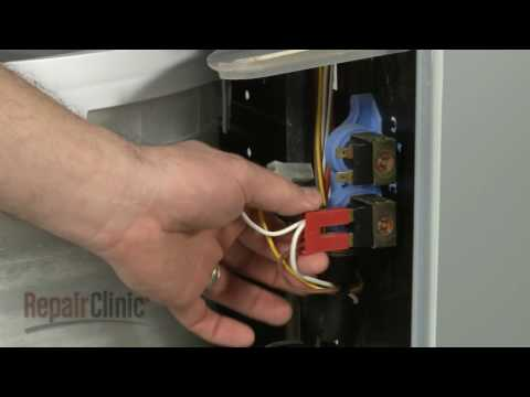 Water Inlet Valve - Whirlpool/ Kenmore Washer: Direct Drive