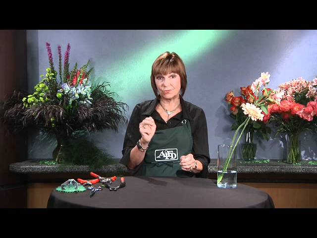 Floral Tools - GWC Floral Design with Gail Call AIFD