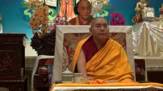 H.E. Ling Rinpoche | 8 Verses  |  ABC | Day 1