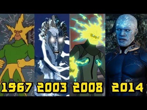 Эволюция Электро (1967-2014)