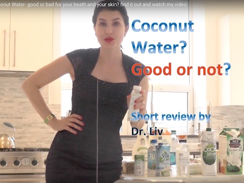 Coconut Water- healthy or not: Follow the instruction