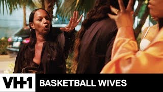 Shaunie Is Completely Done w/ Jackie Christie | Basketball Wives