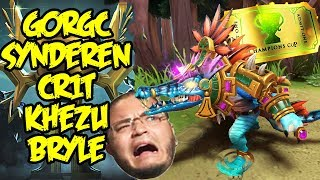 New Set Pepega Slark and Arrow Hook Combo | Battle Cup with Synderen Cr1t Khezu Bryle