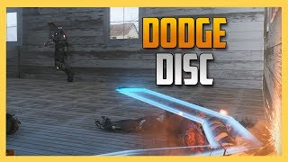 Dodge A Ball? Sure. Dodge A Disc? Good luck. | Swiftor