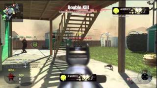 Black Ops *WORLD RECORD*  331 Kills - 8 Deaths by [~21~]UAE-DarKneSS