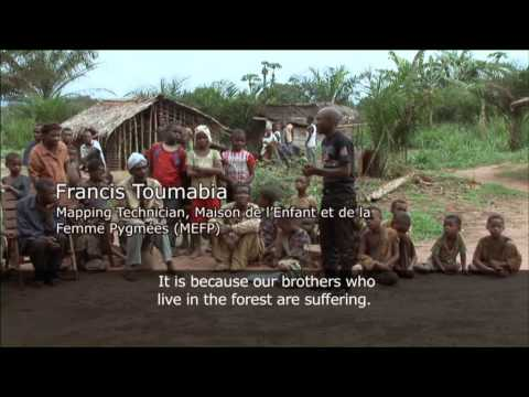Ndima: Mapping our Future - A story of the Congo Basin people's fight to save the rainforest
