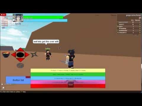 Roblox Sasuke Vs Itachi Full Fight video