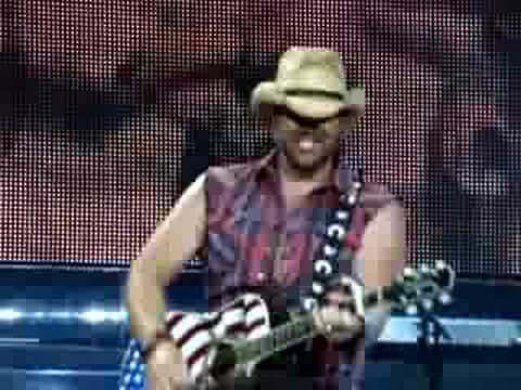 Toby Keith - Courtesy Of The Red White & Blue