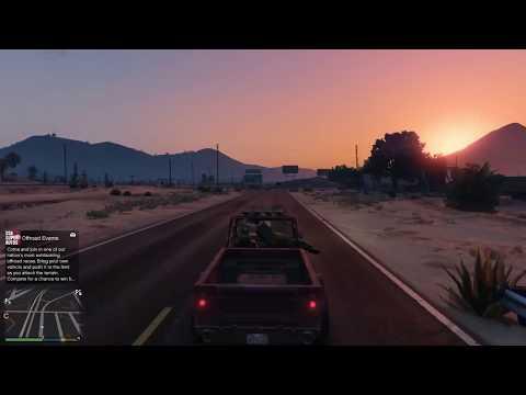 GTA V | Trevor Offers Someone A Free Ride