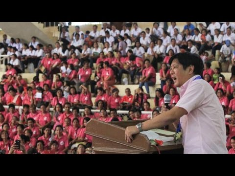 Sen  Bongbong Marcos - Barangay Health Workers District Congress, Pangasinan