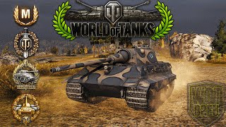 World of Tanks - E50 - 9 Kills - 9.3k Damage - 1vs3 - SW [Replay|HD]