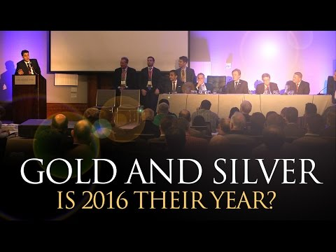 2016: The Year For Gold & Silver? Grant Williams