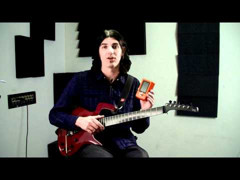 The GoGo - Chromatic Pedal Guitar Tuner - With Dan Mumm