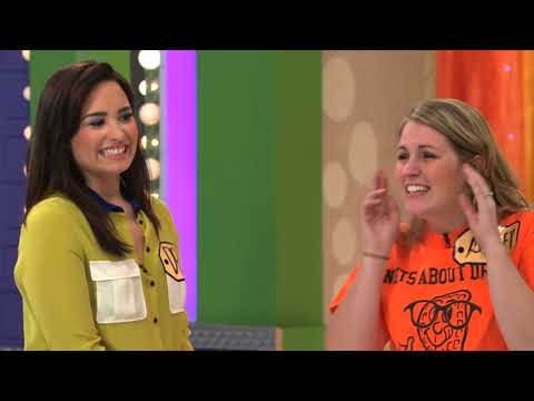 The Price Is Right - Demi Lovato - It's In The Bag