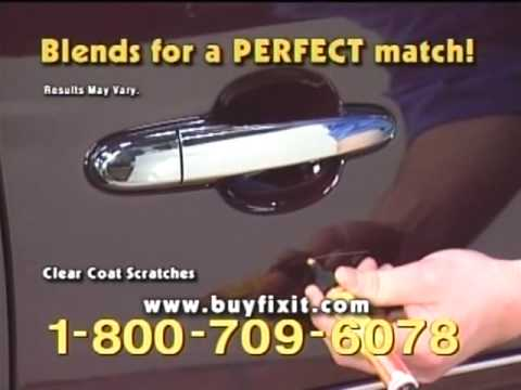 Fix It Pro commercial, with Billy Mays