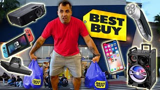 COMPRAS ULTIMATE NA BEST BUY (ESTOU FALIDO!)