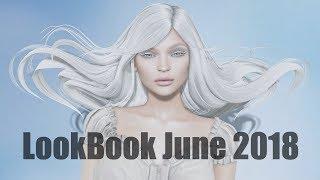 Lookbook Cosmetics HUD Updates - June 2018 - Second Life