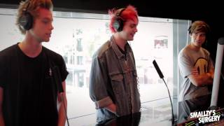 "5SOS talk about ""You Suck"""