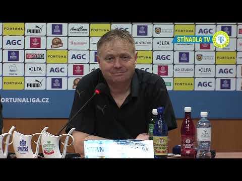 Tisková konference domácího trenéra po utkání Teplice - Plzeň (15.3.2019)