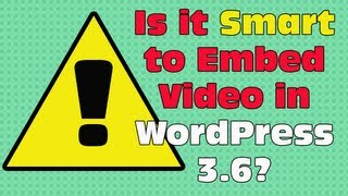 How to Embed Video and Audio Into WordPress