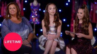 Dance Moms: Maddie, Mackenzie and Abby Answer Fan Questions (Season 6 Flashback)   Lifetime