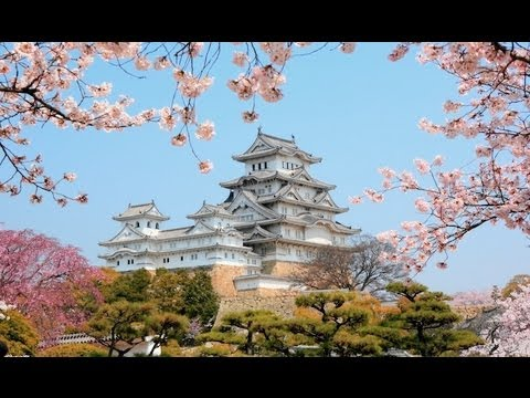 Himeji Castle - Hyōgo Prefecture, Japan - UNESCO World Heritage Sites