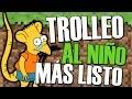 TROLLEO AL CHAVAL MÁS LISTILLO DE MINECRAFT | TROLLEANDO EN MINECRAFT #2 thumbnail