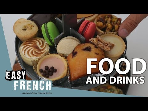 Food and drinks | Super Easy French 36