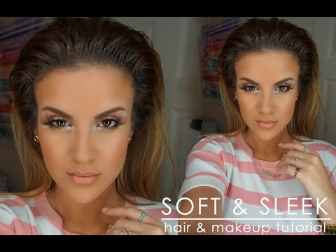 Soft & Sleek | Hair & Makeup