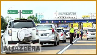 🇮🇩 Jakarta enforces odd-even traffic policy to counter jams | Al Jazeera English