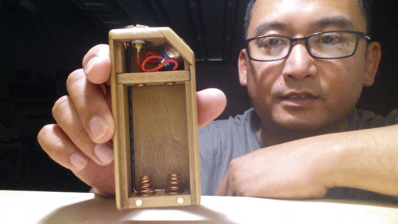 Корпус для электронной сигареты как сделать