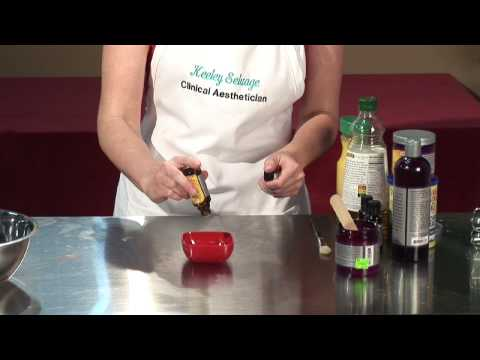 Natural Skin Care : Recipe for Homemade Hand Lotion
