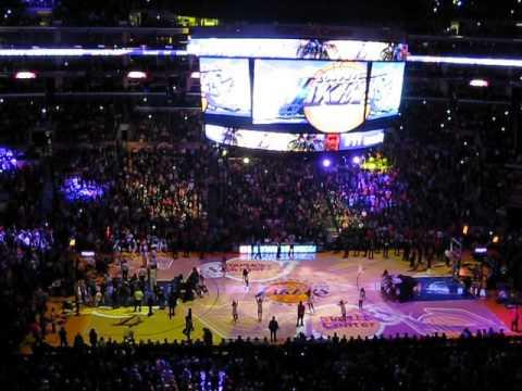 Kobe's Return - Toronto Raptors vs. Los Angeles Lakers Dec. 8, 2013