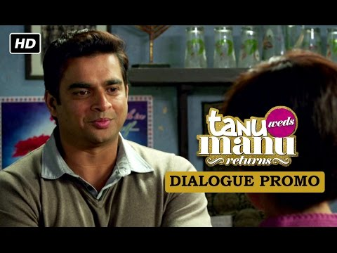Most Hilarious Dialogue Promo | Tanu Weds Manu Returns | Kangana Ranaut & R. Madhavan