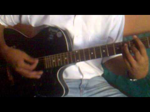 Haye Mera Dil....alfaz...guitar Lesson ...by Arshdeep Saroya video