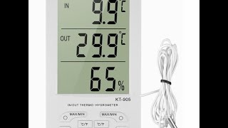 Digital Thermometer KT-905