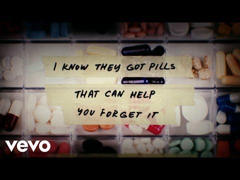 K.Flay - High Enough (Lyric Video)
