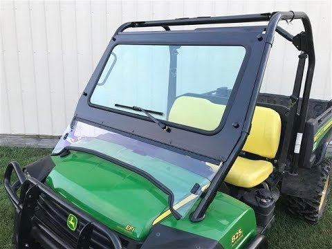 John Deere Gator Glass Windshield from Extreme Metal Products