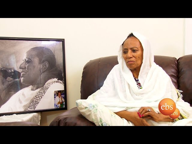 Interview with Artist Maritu Legese / Abebe Feleke Continuity