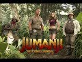 Jumanji: Welcome To The Jungle | trailer 1 - UPInl