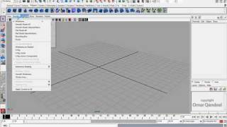 Maya Basic Tutorials,