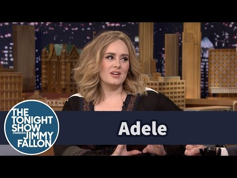 Adele Performs 'Water Under the Bridge' on 'Tonight Show'