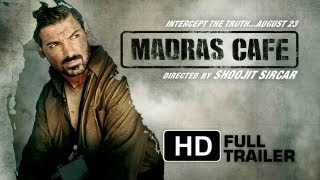 Madras Cafe Official Tamil Trailer - HD | John Abraham | Nargis Fakhri