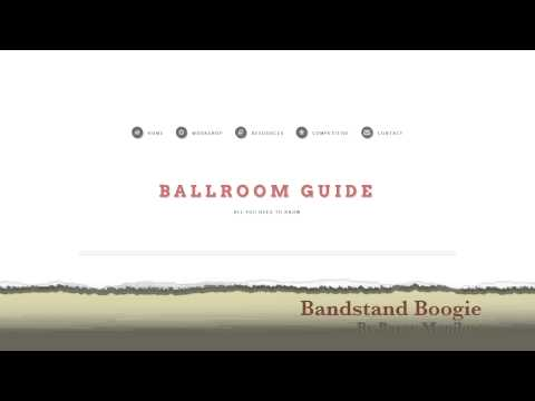 Jive Music: Bandstand Boogie By Barry Manilow video