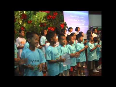 Chonburi Center Christmas Outreach 2009