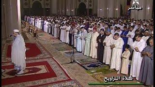 تراويح 2016 الليلة 12 من مسجد الحسن الثاني بالدار البيضاء مع الشيخ عمر القزبري