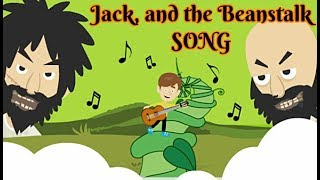 KIDS SONGS | JACK AND THE BEANSTALK | FAIRY-TALE SONG |