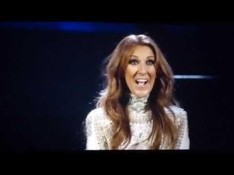 Celine Dion - C�line Dion - Bercy 2013 - Standing ovation + S'il suffisait d'aimer (25/11/2013)