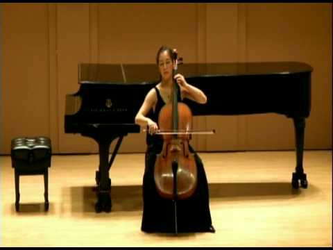 Бах Иоганн Себастьян - BWV 1009 - 3. Куранта